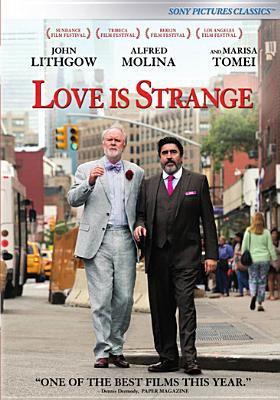 Cover image for Love is strange