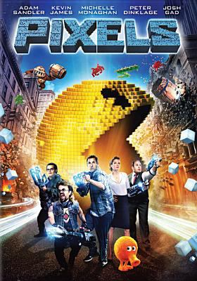 Cover image for Pixels