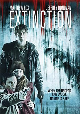 Cover image for Extinction