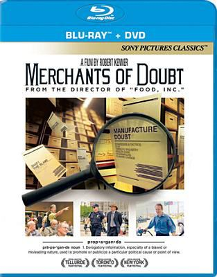 Cover image for Merchants of doubt