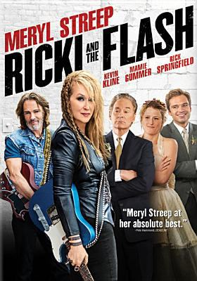 Cover image for Ricki and the flash