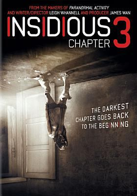 Cover image for Insidious. Chapter 3