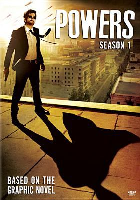 Cover image for Powers. Season 1.