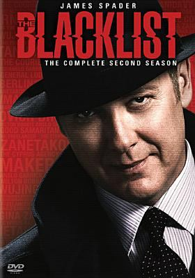 Cover image for The blacklist. The complete second season.