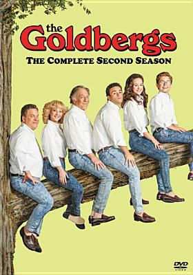 Cover image for The Goldbergs. The complete second season.