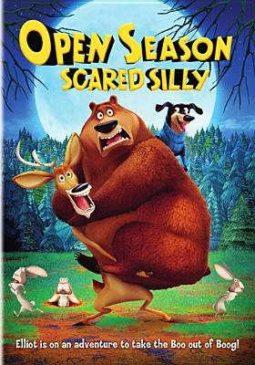 Cover image for Open season, scared silly