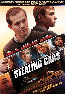 Cover image for Stealing cars