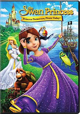 Cover image for The swan princess : princess tomorrow, pirate today
