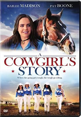 Cover image for A cowgirl's story