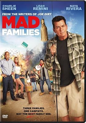 Cover image for Mad families