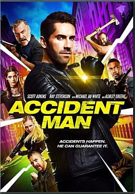 Cover image for Accident Man