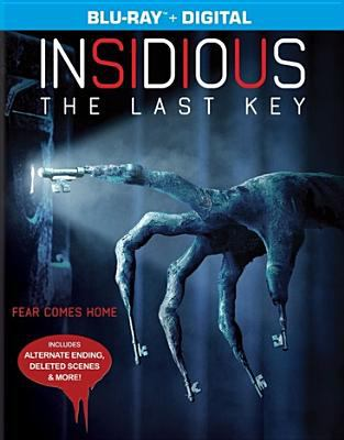 Cover image for Insidious. The last key