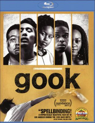 Cover image for Gook
