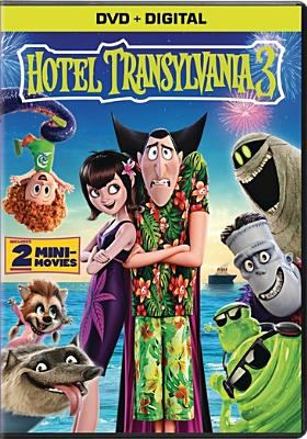 Cover image for Hotel Transylvania 3 : summer vacation
