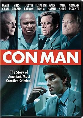 Cover image for Con man