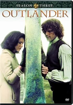 Cover image for Outlander. Season three