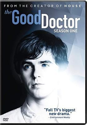 Cover image for The good doctor. Season one