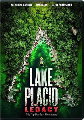 Cover image for Lake placid: legacy