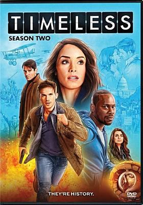 Cover image for Timeless. Season two.