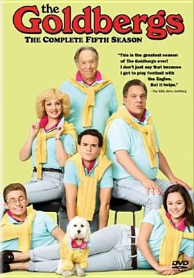 Cover image for The Goldbergs. The complete fifth season.