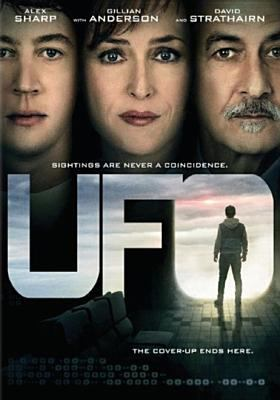 Cover image for UFO