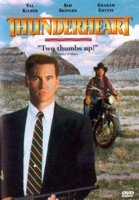 Cover image for Thunderheart