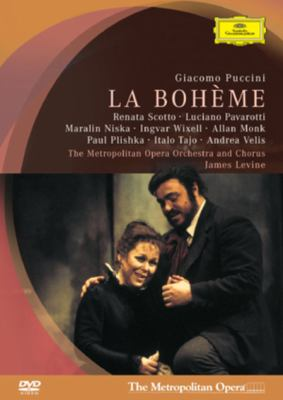 Cover image for La Bohème