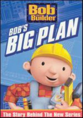 Cover image for Bob the Builder. Bob's big plan