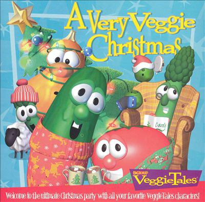 Cover image for A very veggie Christmas