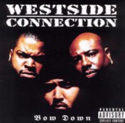 Cover image for Bow down