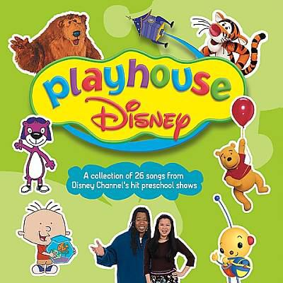 Cover image for Playhouse Disney
