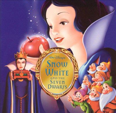 Cover image for Walt Disney's Snow White and the seven dwarfs