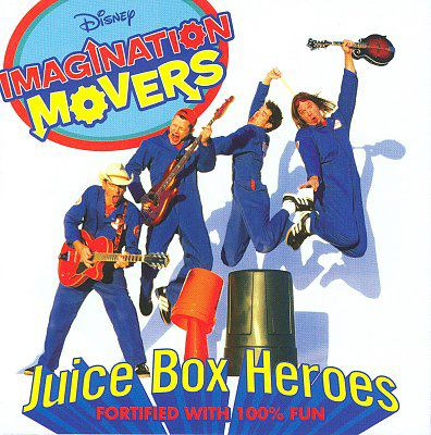 Cover image for Juice box heroes