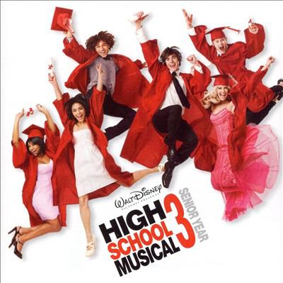 Cover image for High school musical 3 senior year.