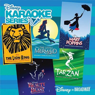 Cover image for Disney on Broadway.