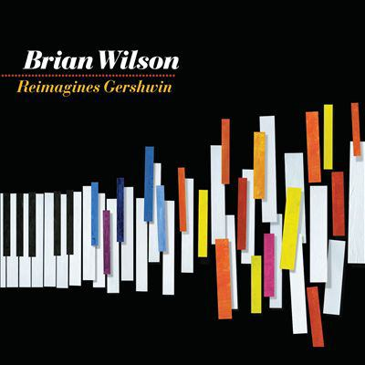 Cover image for Brian Wilson reimagines Gershwin