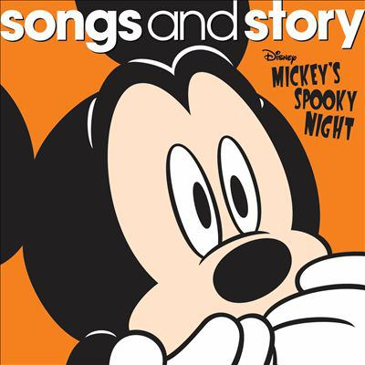 Cover image for Songs and story. Mickey's spooky night