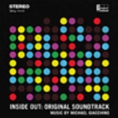 Cover image for Inside out original soundtrack.