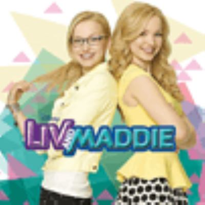Cover image for Liv & Maddie