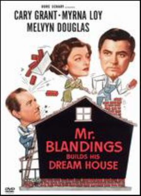 Cover image for Mr. Blandings builds his dream house