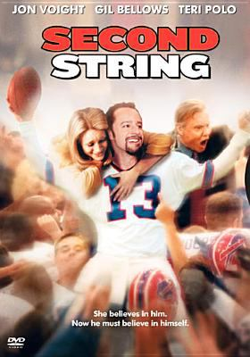 Cover image for Second string