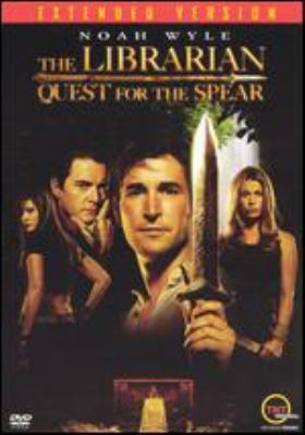 Cover image for The librarian quest for the spear