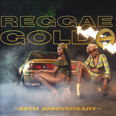 Cover image for Reggae gold 2018 : 25th anniversary.