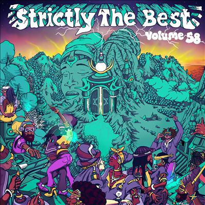 Cover image for Strictly the best. Volume 58.