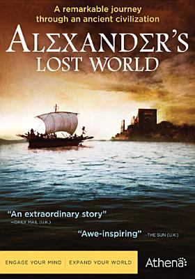 Cover image for Alexander's lost world