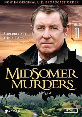 Cover image for Midsomer murders. Series 11