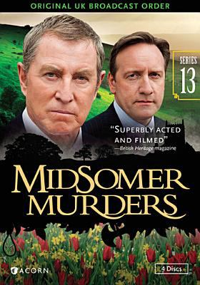 Cover image for Midsomer murders. Series 13