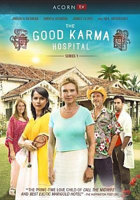 Cover image for The good karma hospital. Series 1