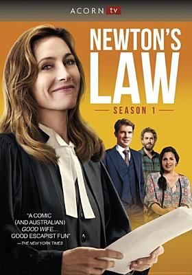 Cover image for Newton's law. Season 1
