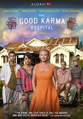 Cover image for The Good Karma Hospital. Series 2.
